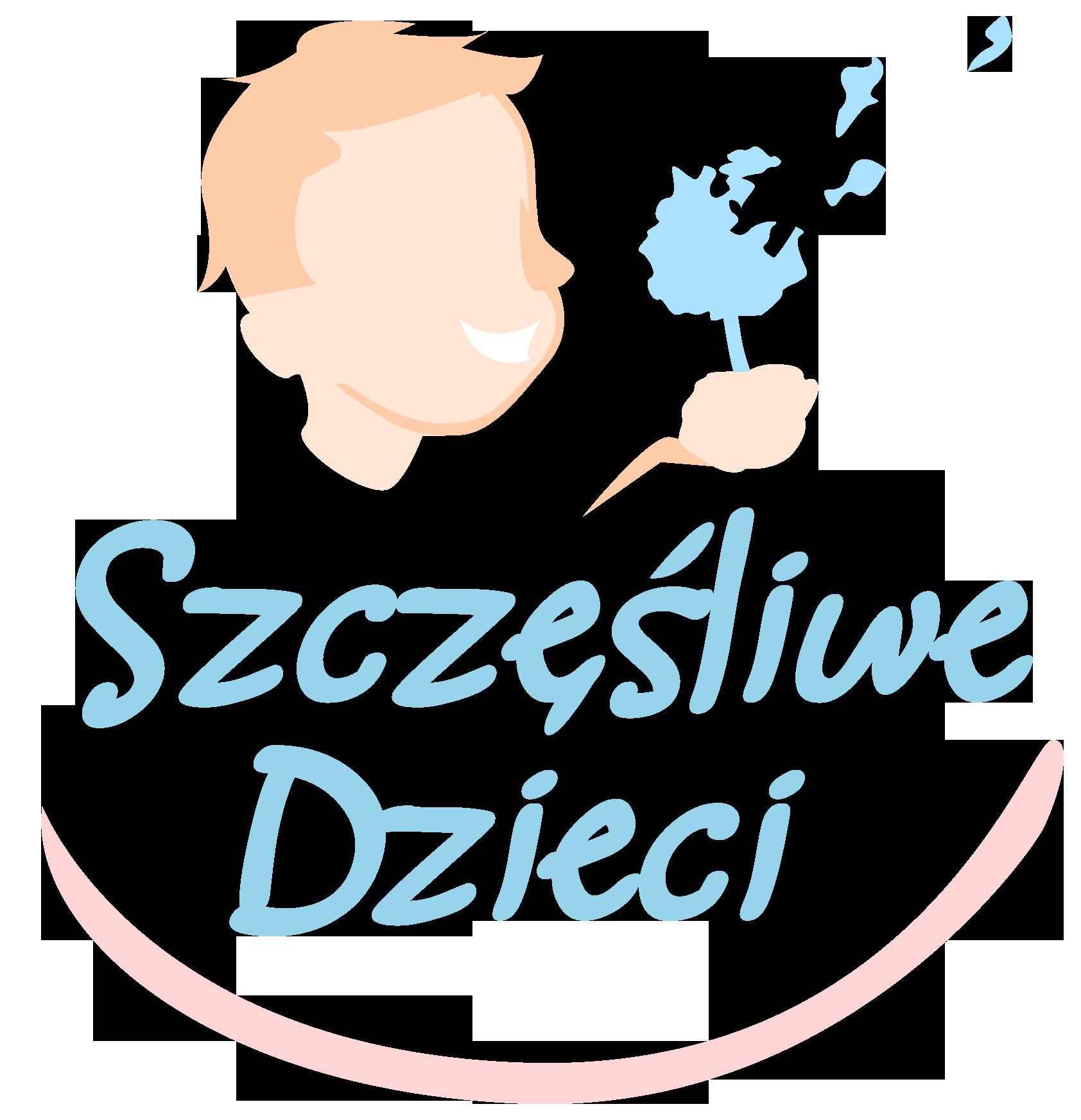 """logo """"SzczęśliweDzieci"""""""